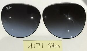 Ray Ban RB4171 Erika Gradient Gray replacement lenses for a RB4171 54mm frame