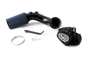 Rudy's Black Air Intake Oiled Filter & S&B Wrap For 07.5-12 Dodge 6.7L Cummins