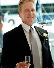 Michael Douglas Hand Signed Autographed 10 x 8 Colour Picture