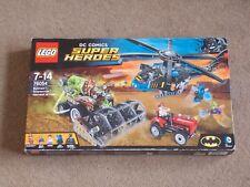 LEGO - SUPER HEROES ( SET 76054 - BATMAN SCARECROW HARVEST OF FEAR ) BRAND NEW