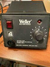 Weller Ec1001esd Soldering Station Parts Or Repair