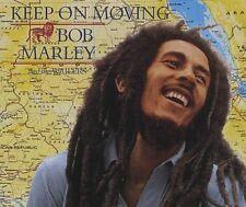 Bob Marley KEEP ON MOVING (1995, & The Wailers) [Maxi-CD]
