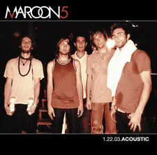 Maroon 5 – 1.22.03.Acoustic CD Octone Records 2004 NEW