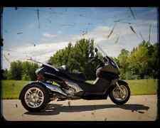 Honda Silverwing Trike Kit  3 A4 Metal Sign Motorbike Vintage Aged