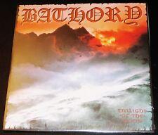 Bathory: Twilight Of The Gods - Edición Limitada 2LP 180g DISCO DE VINILO