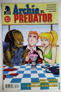Archie vs Predator 3 ~ Perfect Copy ~ Unopened ~ Super Whites & Bright Colors