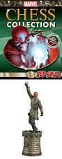 RED SKULL figurine~Marvel Chess Collection #6~Eaglemoss~statue~villain king~NIP