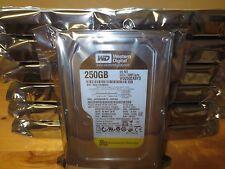 """Western Digital WD2502ABYS-02B7A0 WD RE3 16MB 7200rpm 250gb 3.5"""" Sata hard drive"""