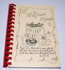 Vintage 1988 Cookbook - Latham United Methodist Church - Huntsville, Alabama