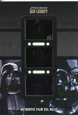 Star Wars Jedi Legacy Triple Film Cell TFR-7 Darth Vader