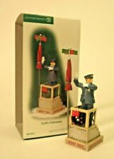 New Department 56 Christmas in the City (Cic) Traffic Policeman #59421