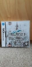 NINTENDO DS - Final Fantasy III 3 Brand New and Sealed