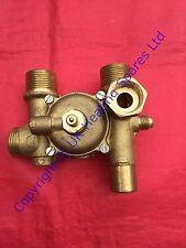 Vokera flowmatic 20/80 & 24/96 Rs RSE & Cf de distribución de calefacción colector 3208