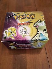 Pokemon Opened 1st Edition Neo Destiny Booster Box (Some Empty Packs) No Cards