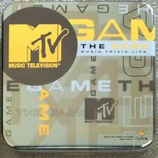 MTV ~ THE GAME ~ MUSIC, TRIVIA, LIFE ~ I WANT MY MTV!!!