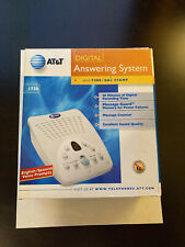 AT&T Digital Answering Machine System 1738 - NEW FACTORY SEALED