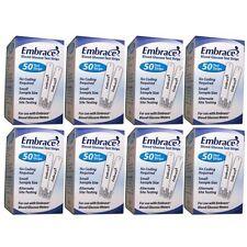 Embrace Blood Glucose (400) Test Strips  Expiration: 08/02/2018