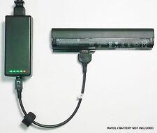 Computadora Portátil Externo Cargador De Batería para HP EliteBook 2560p 2570p, 632421-x SX06 SX09