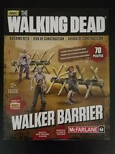 McFarlane Toys Construction Set TV The Walking Dead Walker Barrier Accessory NIB
