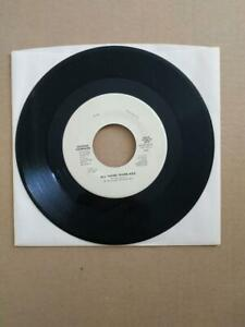 George Harrison ‎– All Those Years Ago / Teardrops GDRC0410, White label, RARE