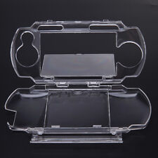 Protector Clear Crystal Travel Carry Hard Cover Case Skin for Sony PSP 2000 3000