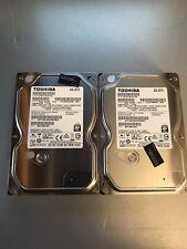 """HP Toshiba 1TB 7.2K 6G SATA 3.5-Inch Hard Drive DT01ACA100 7200 rpm HDD 3.5"""" AF"""