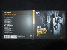 CD JOHN LEE HOOKER / BLUES FROM THE MOTOR CITY /