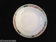 "Gimbel Brothers KPM Bavaria China 27044-4576 Roses & Gold 5-1/2"" DESSERT BOWL"