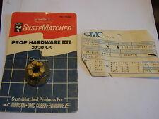 NOS OMC Johnson Evinrude Outboard Prop Propeller Hardware Kit 20 30 HP 175268