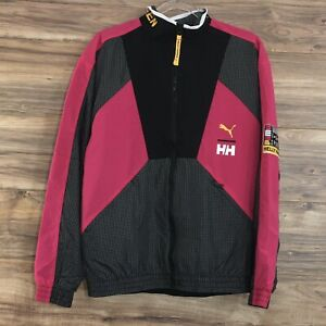 Puma X Helly Hansen Tailored For Sport Track Top Full Zip Size M New