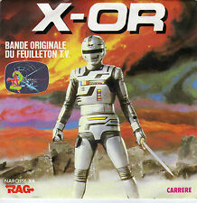 TV OST X-OR / INSTRUMENTAL FRENCH 45 SINGLE