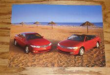 Original 2002 Toyota Camry Solara Postcard 02