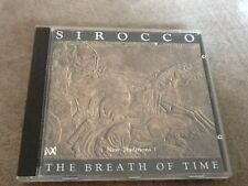 Sirocco New Traditions 1 The Breath Of Time ABC Music Cd Rare OOP