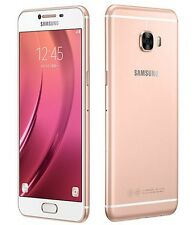 "Samsung Galaxy C5 Duos (Rose Gold, 64GB) 4GB 5.2"" 4G LTE Imported"