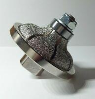 F20 20mm Ogee Diamond Profile Router Bit Stone Granite Marble M14