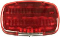 Blazer C6355 LED Magnetic Emergency Warning Directional Light Red
