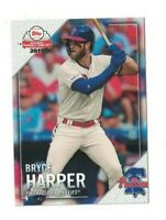 21) Bryce Harper 2019 Topps National Baseball Card Day BONUS Card Lot PHILLIES