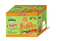 ENERZONA 14 CHIPS 40-30-30 PIZZA (leggi la descrizione per spedizione gratis)