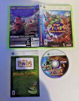 Viva Pinata Trouble in Paradise complete good shape Xbox 360