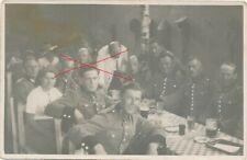 Nr.24122 Foto PK 2 Weltkrieg Polizei Feier  O.Ö.