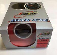 RACING 2'' 52MM JDM  WHITE LED DIGITAL CAR AUTO AIR / FUEL RATIO MONITOR GAUGE