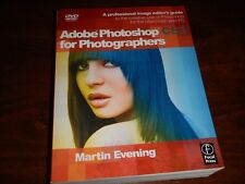 ADOBE PHOTOSHOP CS3 FOR PHOTOGRAPHERS: Editor's Guide by Martin Evening NEW