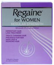 Regaine Women's Hair Loss Treatments
