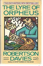 NOVEL THE LYRE OF ORPHEUS ROBERTSON DAVIES