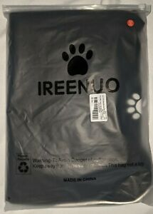 IREENUO PET DOG SIZE XXL 100% WATERPROOF REFLECTIVE RAINCOAT JACKET WARM COAT