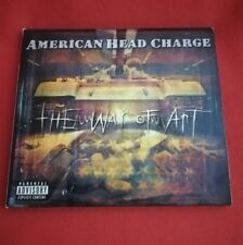 AMERICAN HEAD CHARGE - The War Of Art / Digipak