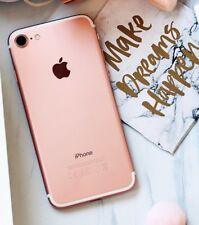 Apple iPhone 7 - 32GB-oro rosa (sbloccato) condizioni eccezionali! -