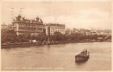 B90874 hotel cech and savoy embankent london  uk