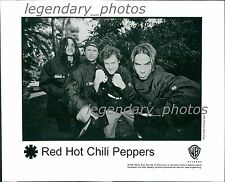 Red Hot Chili Peppers Warner Brother Records Original Press Photo