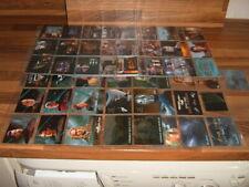 Skybox 1996 set 112 Star Trek Voyager Season 2+ chase setsTrading Cards